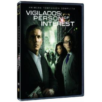 Vigilados: Person Of Interest  Temporada 1 - DVD