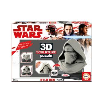 Puzzle Star Wars - Kylo Ren 3D