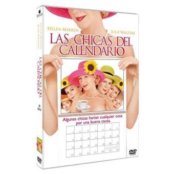 Las chicas del calendario - DVD