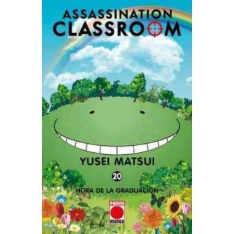 Assassination Classroom 20. Hora de la graduación
