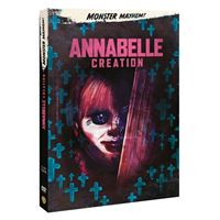 Annabelle Creation  Ed Mayhem - DVD