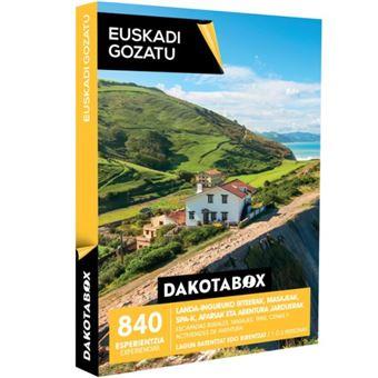 Caja Regalo Dakotabox - Euskadi Gozatu