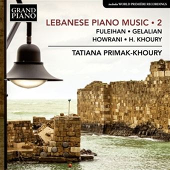 Lebanese Piano Music 2