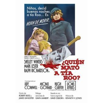 ¿Quién mató a Tía Roo? - DVD