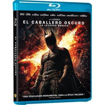 El Caballero Oscuro: La leyenda renace - Blu-Ray