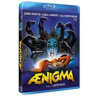 Aenigma (Internado diabólico) - Blu-Ray