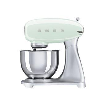 Robot de cocina SMEG SMF01PGEU Verde agua