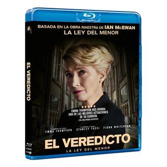 El veredicto (La ley del menor) - Blu-Ray