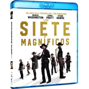Los siete magníficos - Blu-Ray