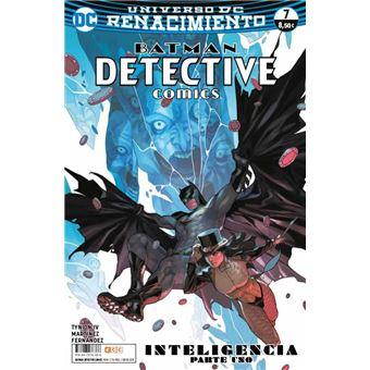 Batman: Detective Comics 7 Renacimiento