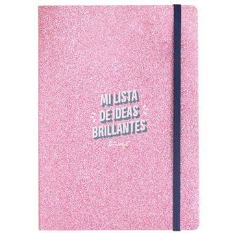 Mr Wonderful Libreta – Mi lista de ideas brillantes