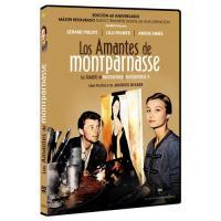 Los amantes de Montparnasse - DVD