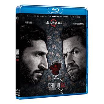 Expediente 64 (Los casos del Departamento Q) - Blu-Ray