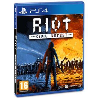 Riot Civil Unrest PS4