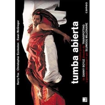 Tumba abierta - DVD