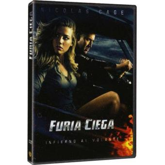 Furia ciega - DVD