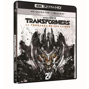 Transformers 2 La venganza de los caídos - UHD + Blu-Ray