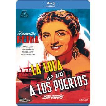 La Lola se va a los puertos - Blu-Ray