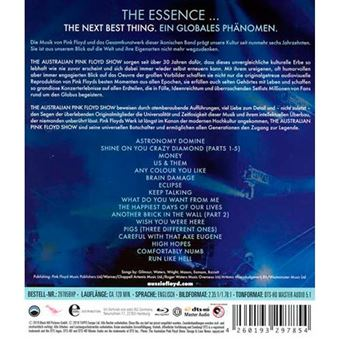The Essence - Blu-ray