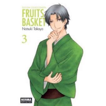 Fruits Basket Edición Coleccionista núm 3