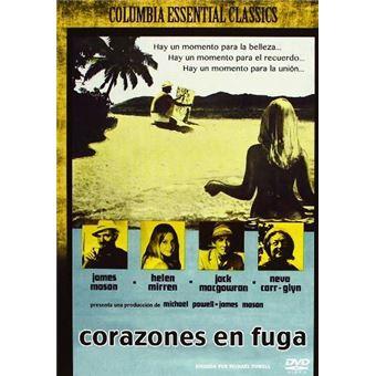 Corazones en fuga - DVD