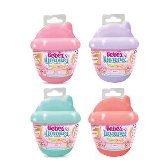 Bebés Llorones IMC Toys Lágrimas Mágicas Bibe Casita - Varios modelos