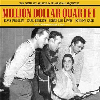 Million dollar quartet - Vinilo