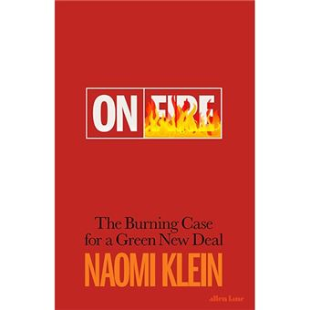 On Fire - The Burning Case For A Green New Deal
