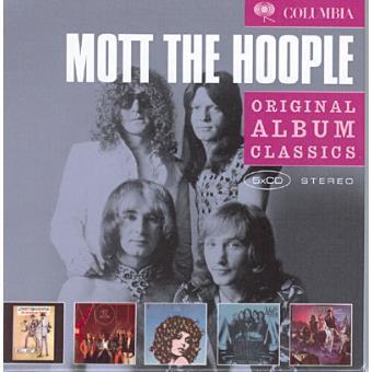 Original Album Classics: Mott The Hoople
