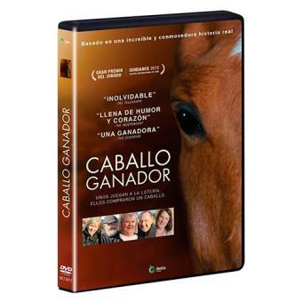 Caballo ganador - DVD