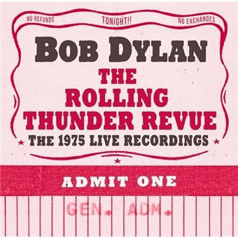 Box Set The Rolling Thunder Revue: The 1975 Live Recordings - 14 CD