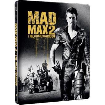 Mad Max 2: el guerrero de la carretera - Steelbook Blu-Ray
