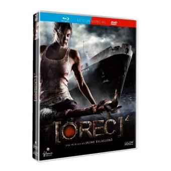REC 4: Apocalipsis - [•REC]4 - Blu-Ray + DVD