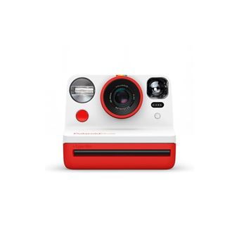 Cámara instantánea Polaroid Now Rojo