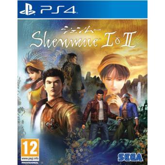 Shenmue I y II PS4