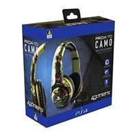 Auriculares Gaming 4Gamers PRO4-70 PS4
