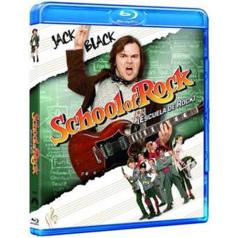 School Of Rock - Escuela de rock - Blu-Ray