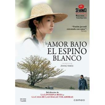 Amor bajo el espino blanco - DVD