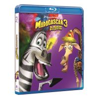 Madagascar 3 - Blu-Ray