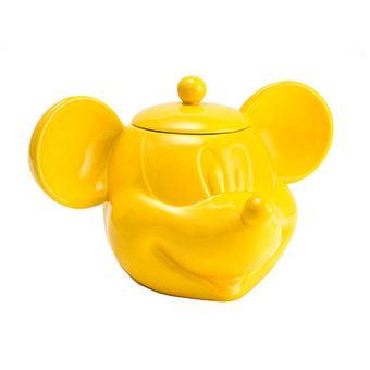 Galletero 3D Disney Mickey Mouse Amarillo