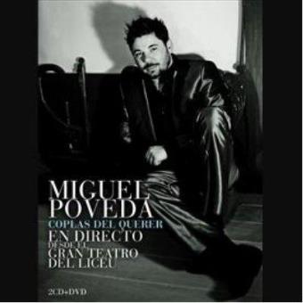Coplas del querer: En directo desde el gran Teatro del Liceu Barcelona + DVD