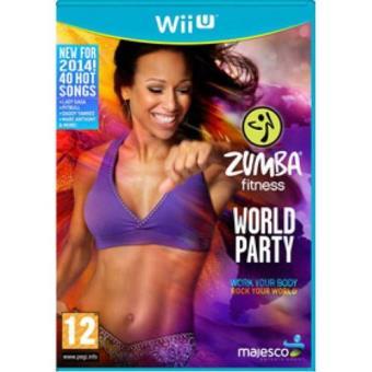 Zumba World Party Wii U