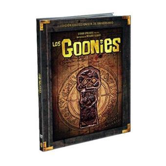 Los Goonies - DVD  Digibook  Ed Coleccionista