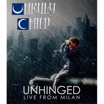 Unhinged, Live from Milan - CD + Blu-Ray