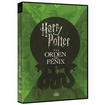 Harry Potter y la orden del Fénix - DVD