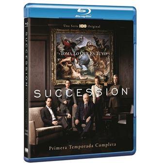 Succession  Temporada 1 - Blu-Ray