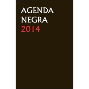 Agenda 2014 Negra