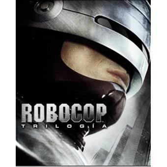 Pack Robocop: Trilogía - Blu-Ray