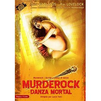 Murderock. Danza mortal - DVD