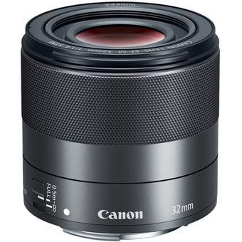 Objetivo Canon EF-M 32mm f/1.4 STM